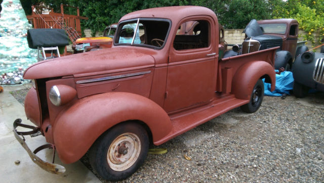 1939 Chevrolet Other Pickups