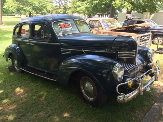 1939 Chrysler Royal Windsor