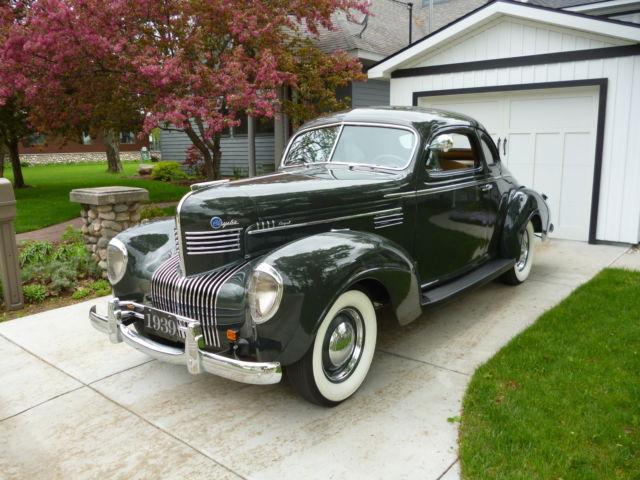 1939 Chrysler Royal 2dr Buisness Coupe For Sale  Photos
