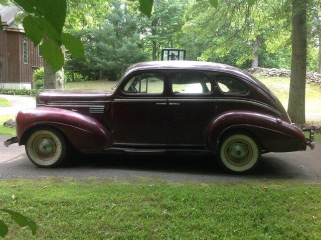 1939 Chrysler Royal --