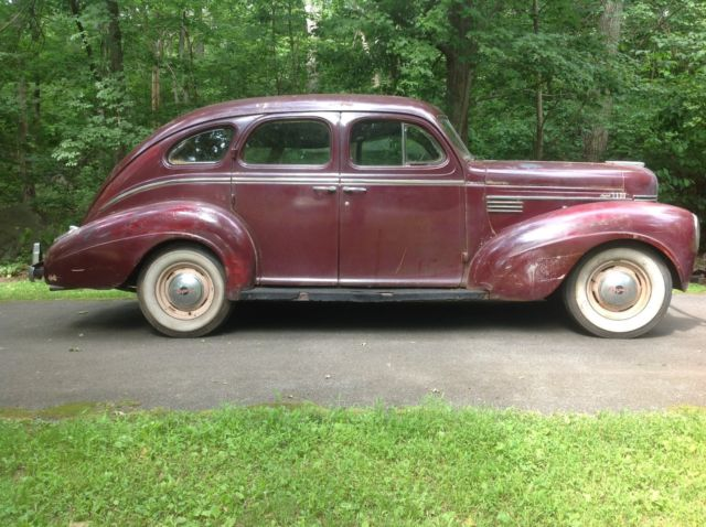1939 Chrysler Royal C22