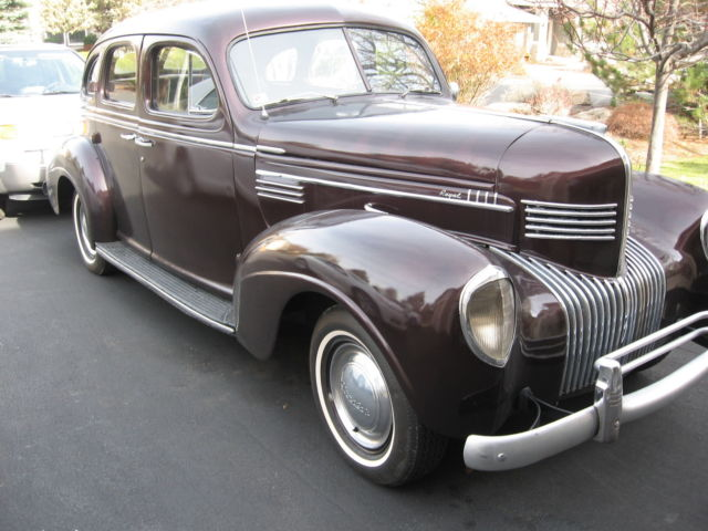 1939 Chrysler Other
