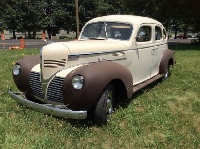 1939 Dodge Other D11