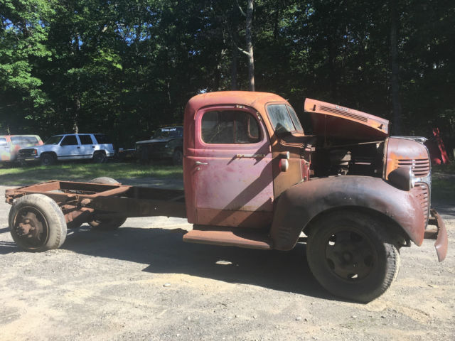 1939 Dodge Other Pickups CAB AND CHASSIS