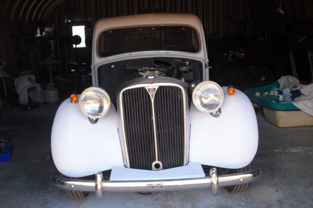 1939 Other Makes p-series Four Door