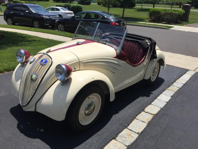1939 Fiat Topolino Cabrio For Sale Photos Technical