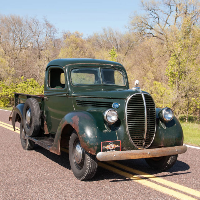 1939 Other Makes Pickup 91D 3/4 Ton