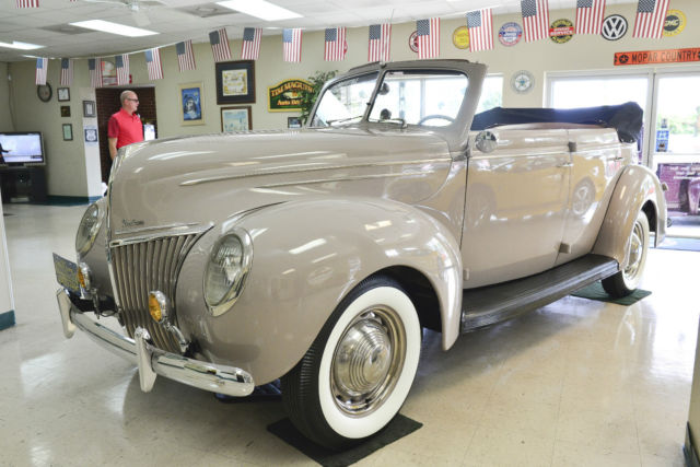 1939 Ford Other CONVERTIBLE
