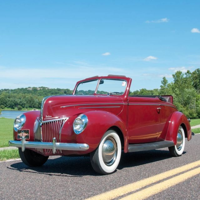 1939 Ford Other  DeLuxe Convertible