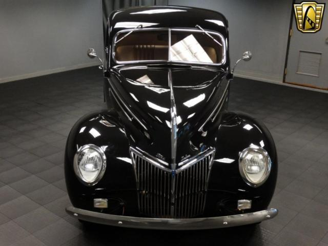 1939 Black Ford Other with Beige interior