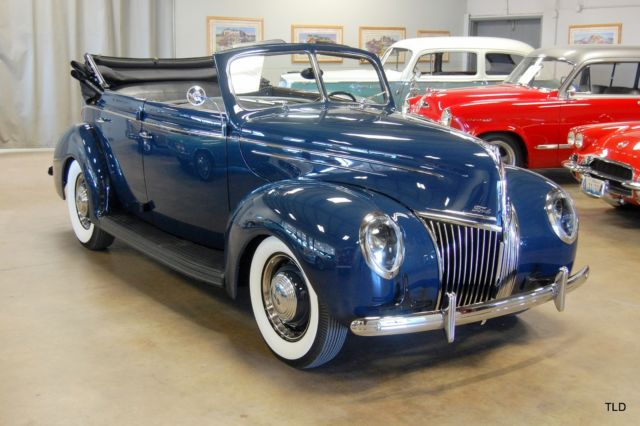 1939 Ford Other Convertible Sedan
