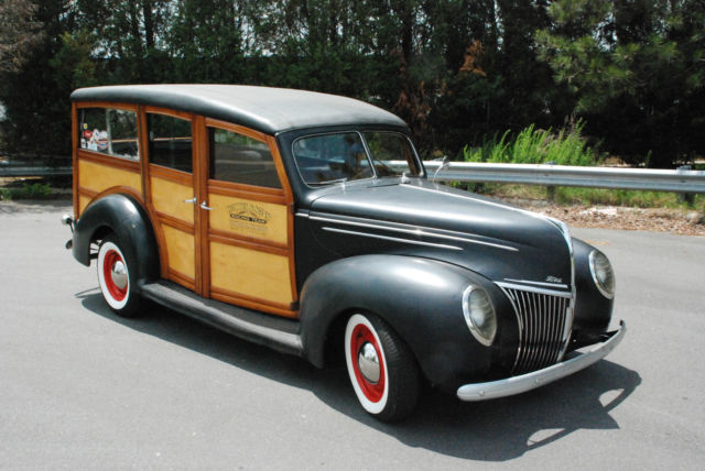 1939 Ford Other Deluxe