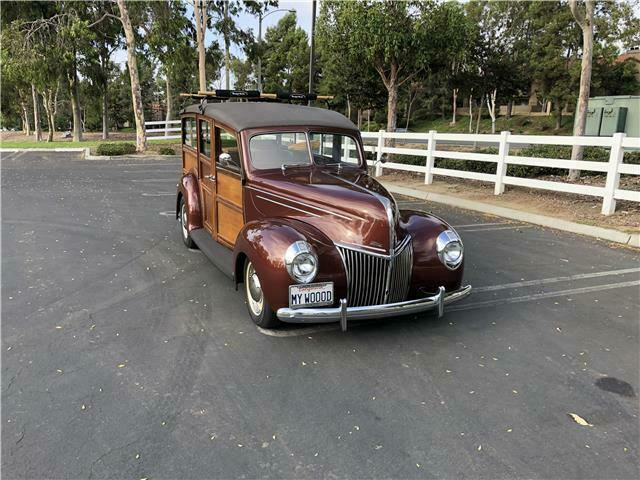 1939 Ford Other Woodie Wagon