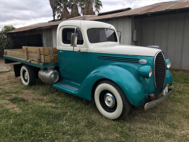 1939 Ford F-100 NO RESERVE AUCTION