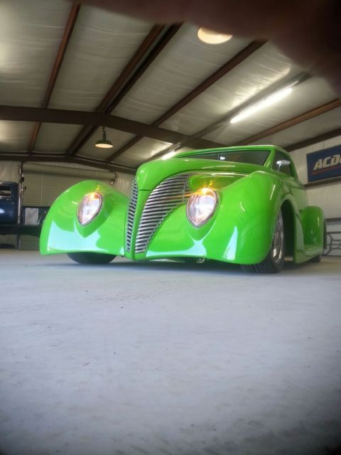 1939 Ford Other Coast to Coast Body
