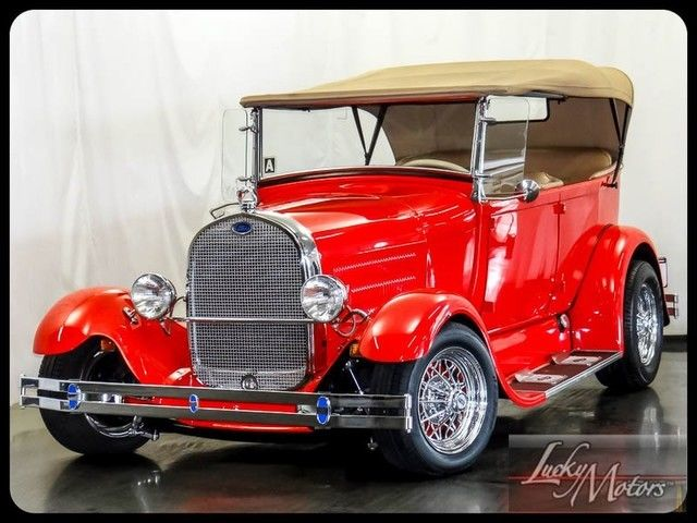 1929 Ford Other 4-door Convertible