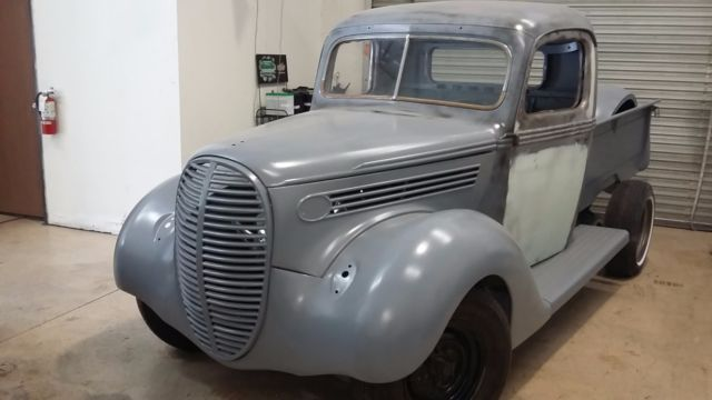 1939 Ford Truck Automatic