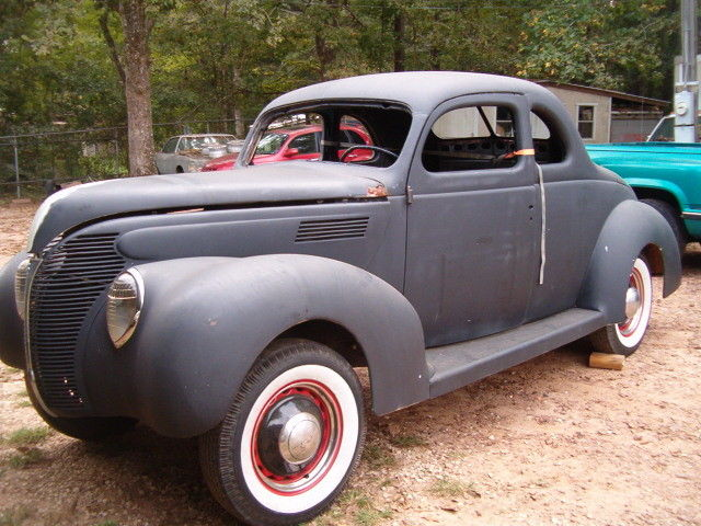 1939 Ford Business COUPE Standard