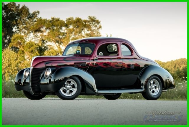 1939 Ford Standard Coupe Street Rod