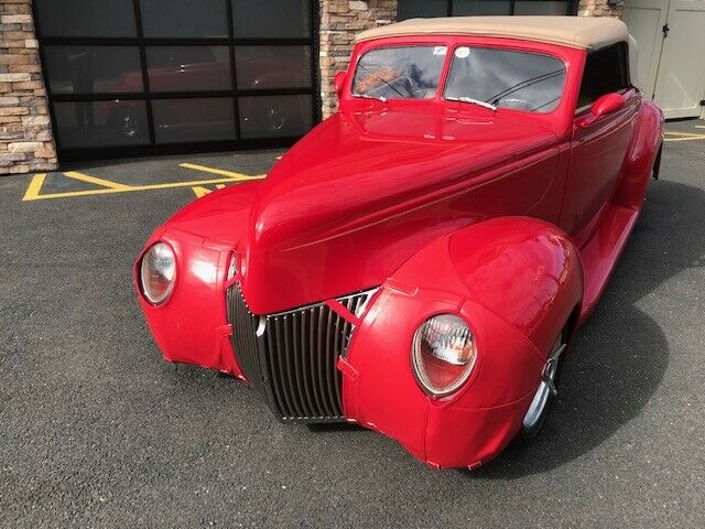 1939 Ford Steel Henry Cabriolet With Rumble Seat 5 8l V8