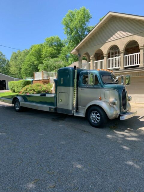 1939 Ford Truck Cabover Hauler Street Rod