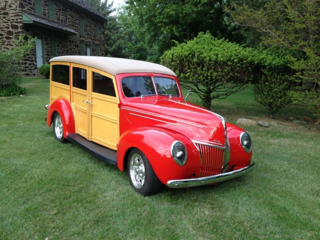 1939 Ford Other woodie