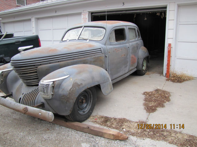 1939 Other Makes Graham