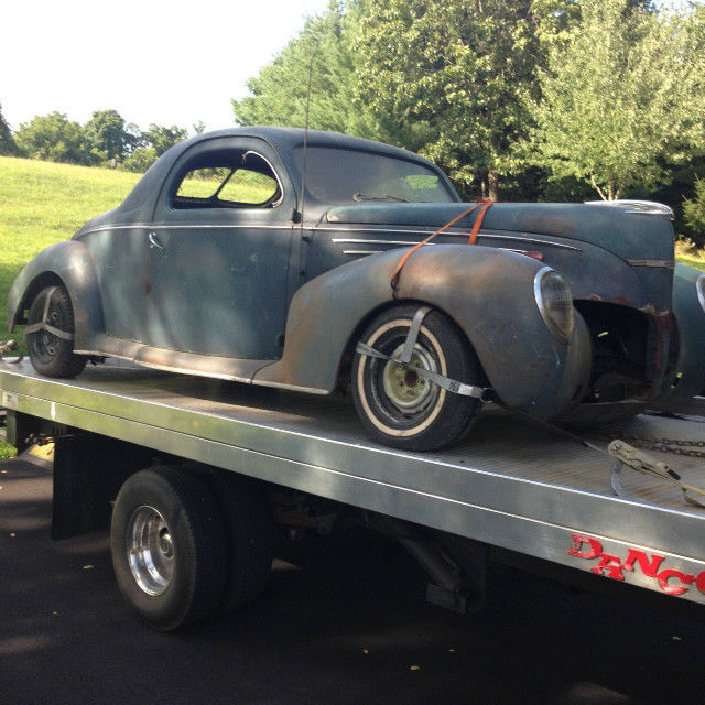 1939 lincoln zephryr 3 window coupe for sale photos