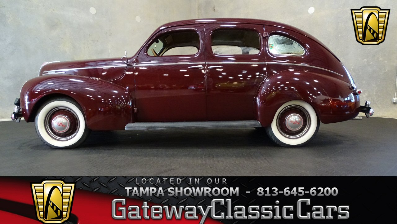 1939 Mercury Other Delux