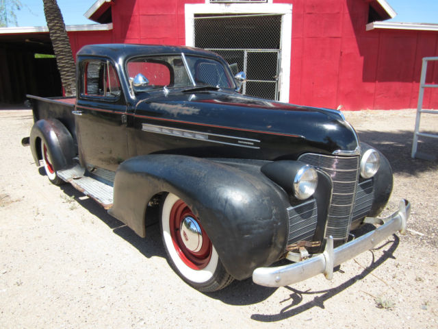 1939 Oldsmobile Rat Rod Truck For Sale Photos Technical