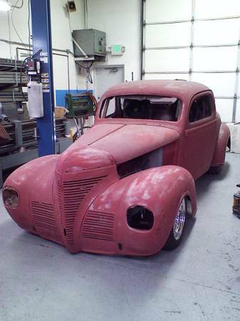 1939 Plymouth Other