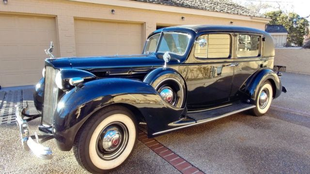 1939 Packard Model 1708 Formal Sedan