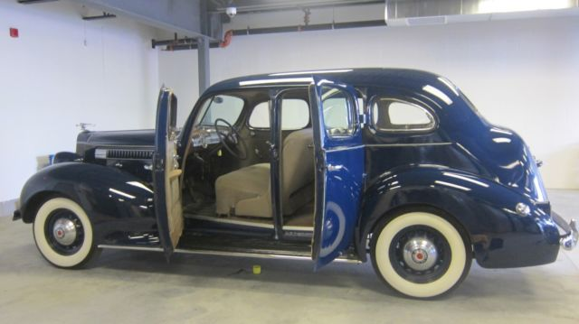 1939 Packard Packard Sedan Six