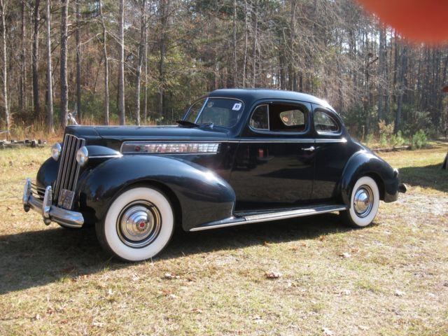 1939 Packard Series1703/5 Opera coupe for sale: photos