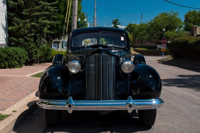 1939 Packard Super 8 Sedan, Nice Interior, LOOK for sale