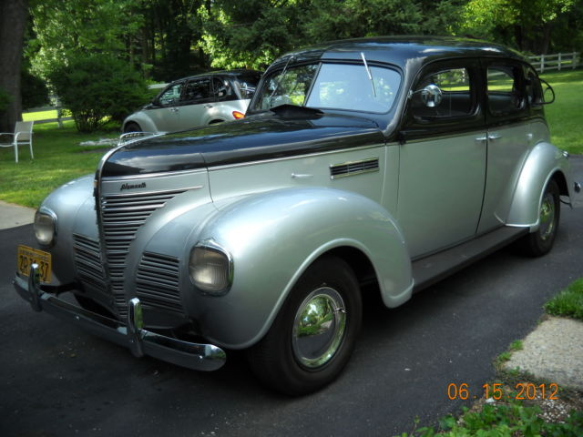 1939 Plymouth Other P8 Deluxe