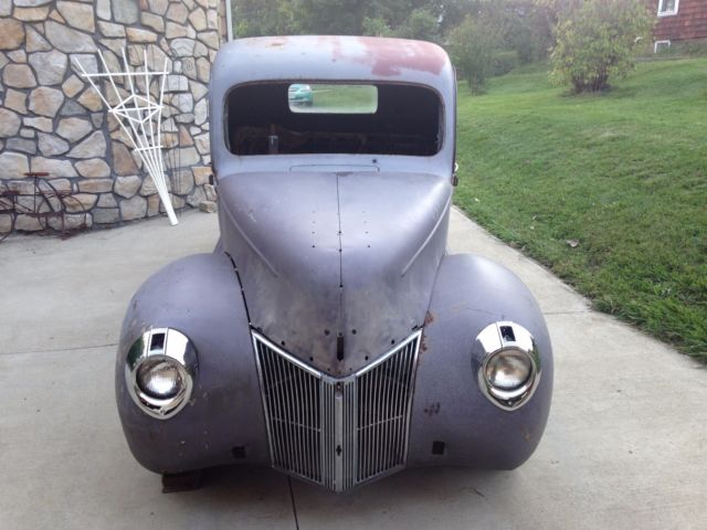 1940 1941 ford pickup truck hot rod project for sale photos technical specifications description. Black Bedroom Furniture Sets. Home Design Ideas