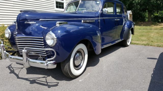 1940 Chrysler New Yorker