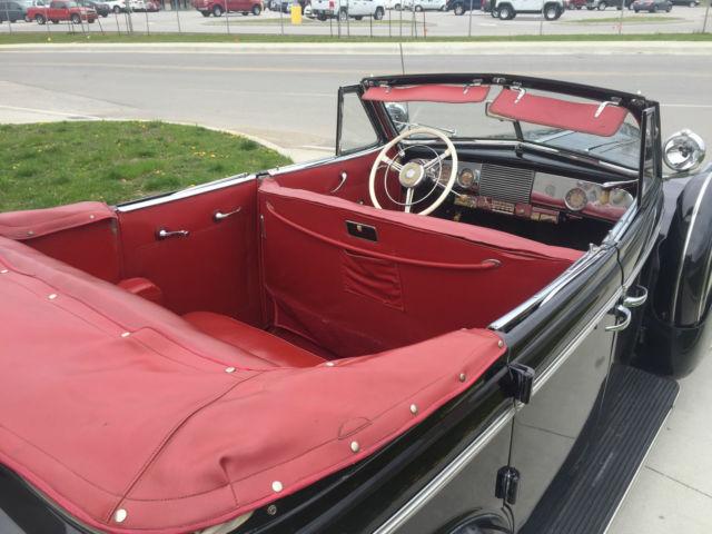 1940 Buick 4 Door Convertible Less Then 550 Made Chrysler