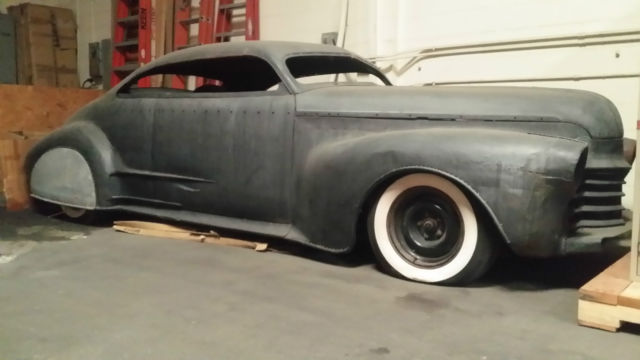 1940 Buick Special  Business Coupe