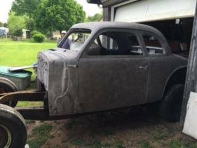 1940 Buick Coupe Project Cars Barn Find Other