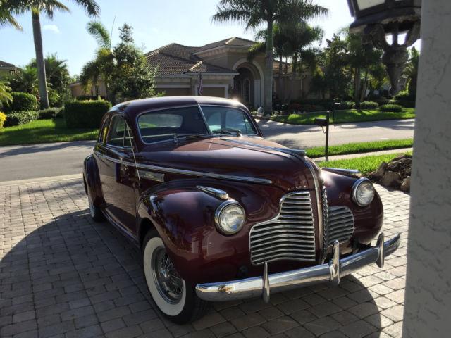 1940 Buick Coupe Super 8 Estate Sale For Sale Photos Technical
