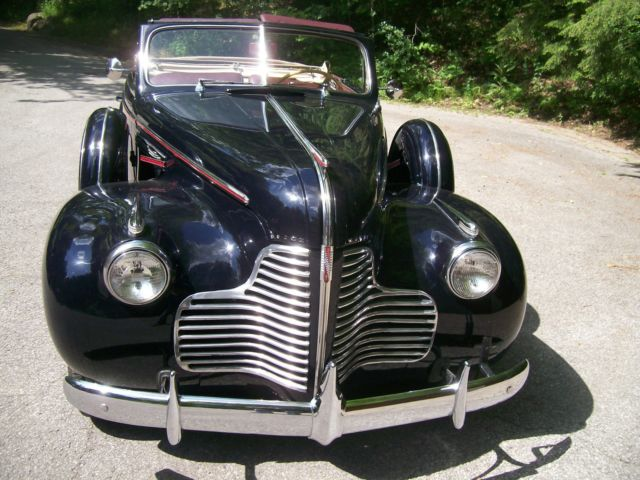 1940 Buick Special 40 LEATHER