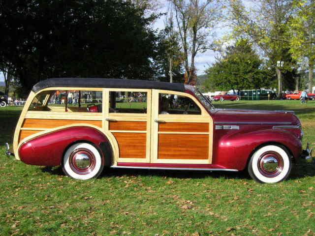 1940 Buick Super Estate Wagon For Sale Photos Technical