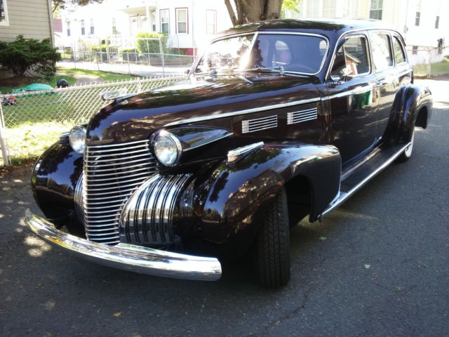 1940 Cadillac Fleetwood Series 72