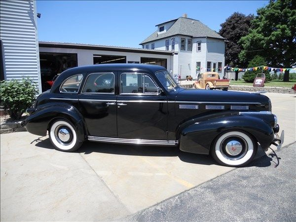1940 Cadillac LaSalle Classic Touring Sedan! for sale ...