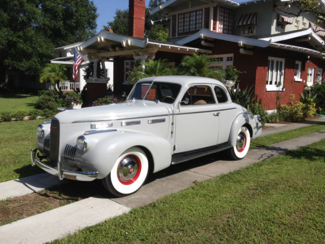 1940 Cadillac LaSalle Coupe for sale: photos, technical ...