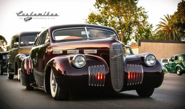 "1940 Cadillac LaSalle Kustom ""LowSalle"" for sale: photos ...
