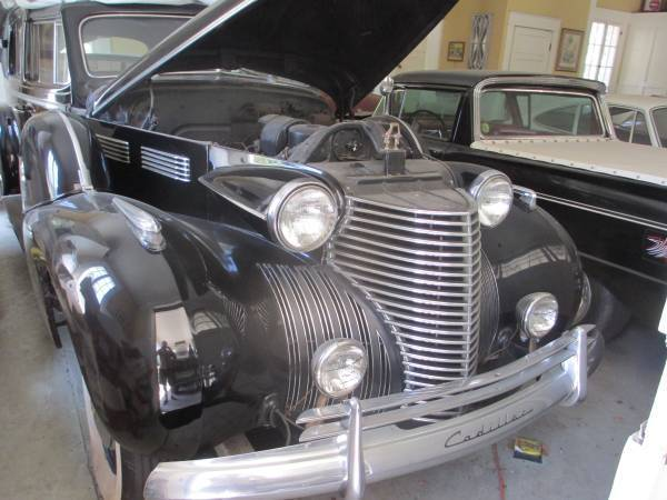 1940 Cadillac Other Open Chauffeur