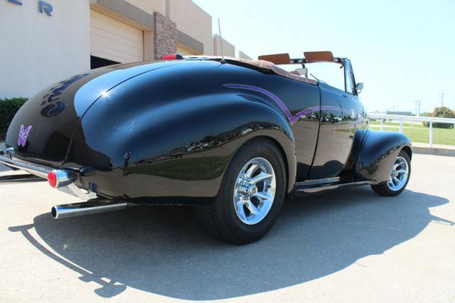 Resto Mod Cars For Sale: 1940 Chevrolet Convertible, Resto-Mod, Street Rod, Hot Rod